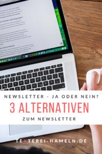 3 Alternativen zum Newsletter