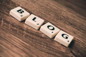 Blogtexte schreiben lassen als Buchstabenquiz