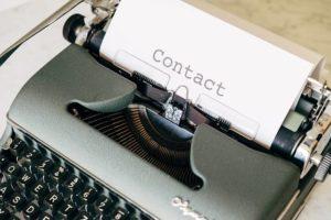 Werbetexte erstellen lassen mit Schreibmaschine